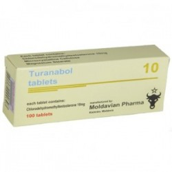 Turanabol 10mg tablets