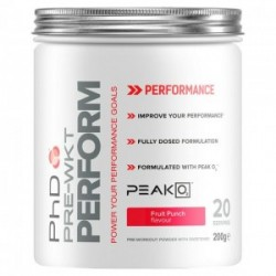 PhD Nutrition Pre Workout...