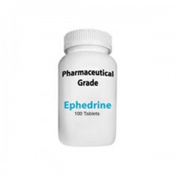 EPHEDRINE 100 x 10mg tablets